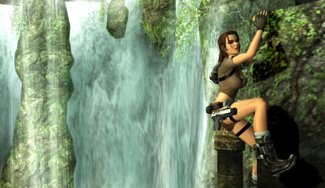 Tomb Raider Legend Lara Croft