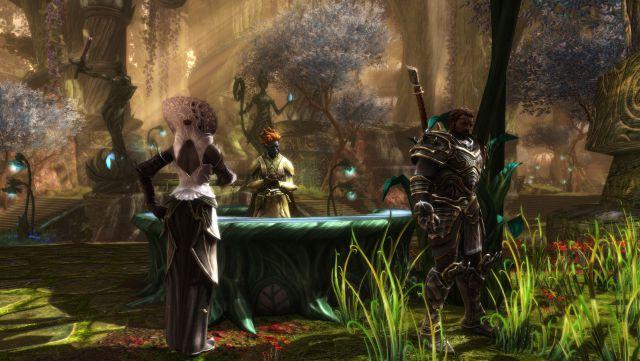 Kingdoms of amalur
