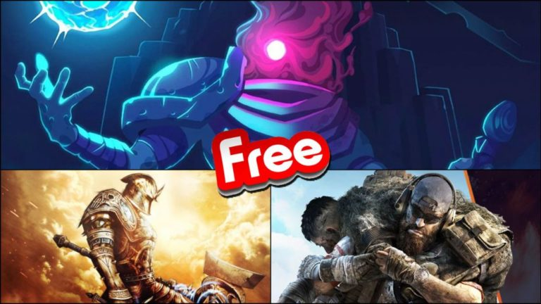 5 games to download for free or try this weekend on PS5, PS4, PC and Xbox