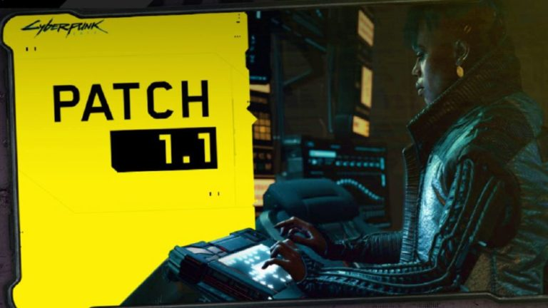 Cyberpunk 2077 presents its patch 1.1 with multiple performance and stability improvements