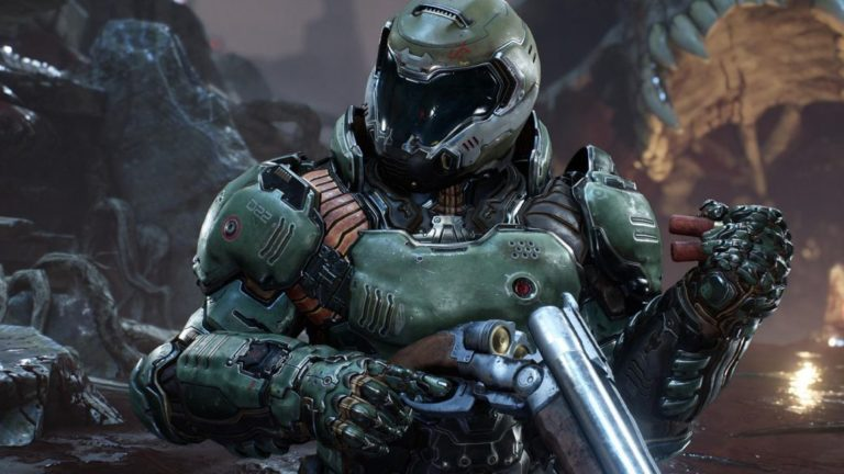 id Software works on a new virtual reality game