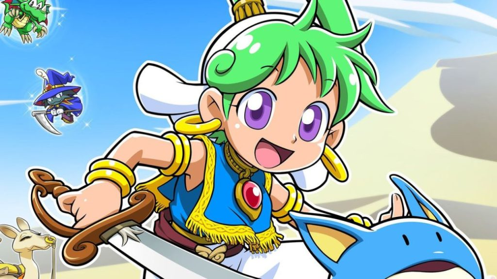 Wonder Boy: Asha in Monster World: new trailer, editions and release window