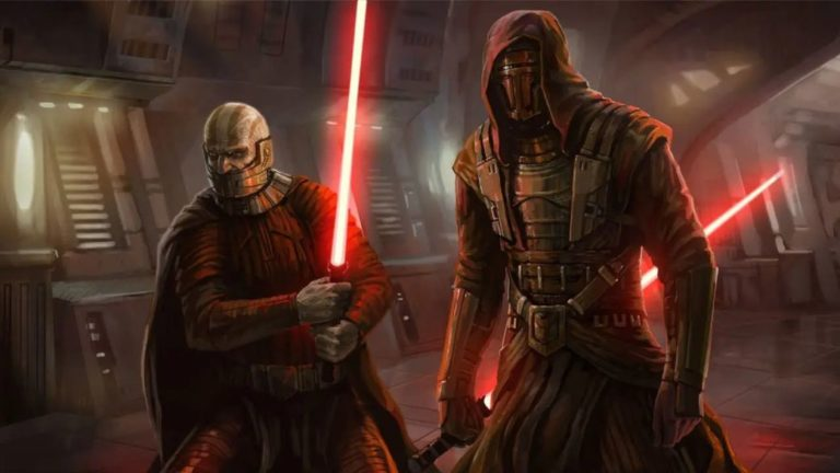 Star Wars: KOTOR is out of canon, but what items have been salvaged?