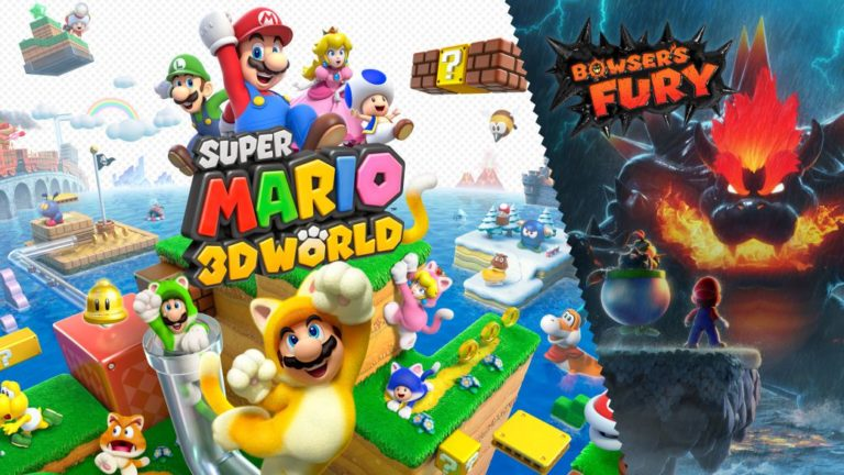 Super Mario 3D World + Bowser's Fury Impressions: Redesigning Jumps and Multiplayer