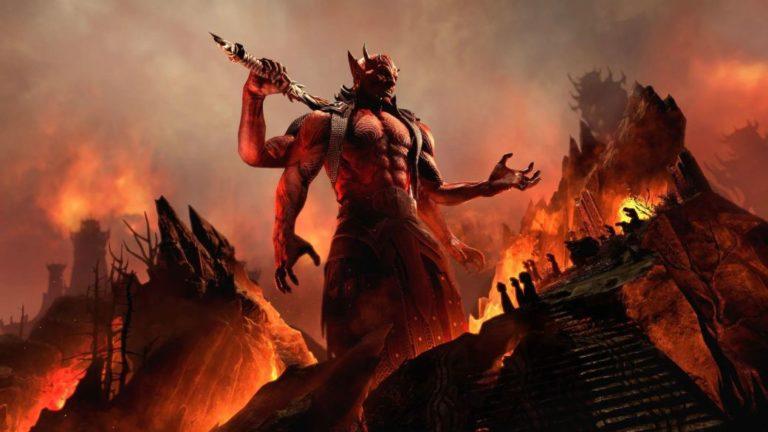 The Elder Scrolls Online Roadmap for 2021: Blackwood, Flames of Ambition and more DLC
