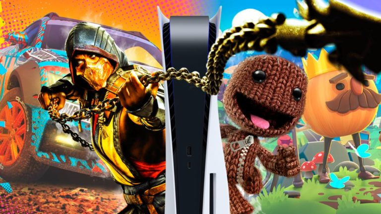 6 games to enjoy local cooperative and multiplayer on PS5