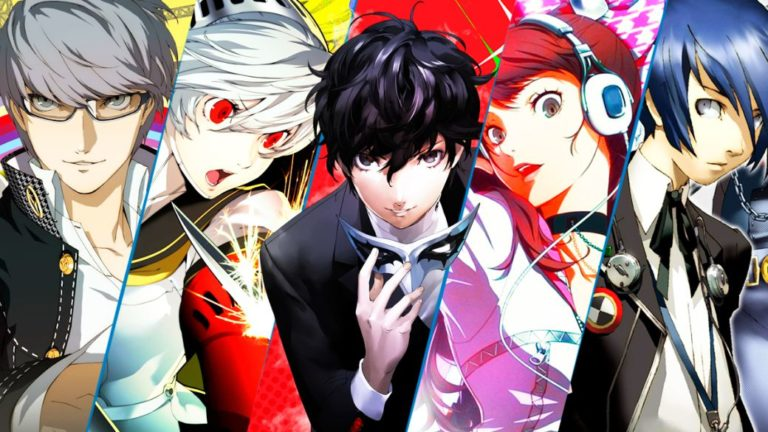 Persona: the best games of the series