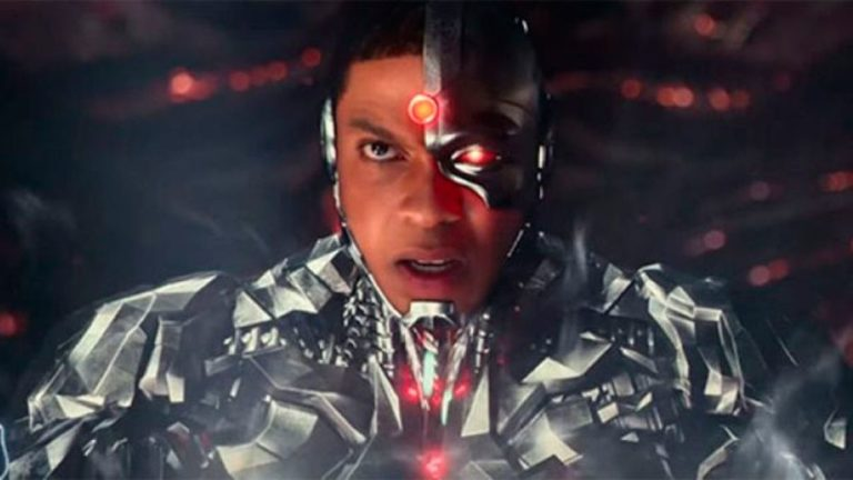 Actor Ray Fisher (Cyborg) is fired from DC and will not be in the movie The Flash