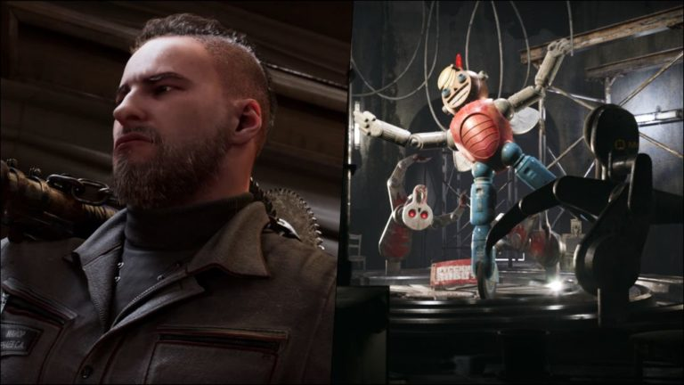 Atomic Heart, the Russian Bioshock, shows the use of ray tracing and DLSS
