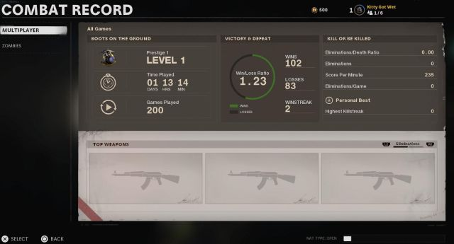Call of Duty: Black Ops Cold War player achieves Prestige without killing anyone