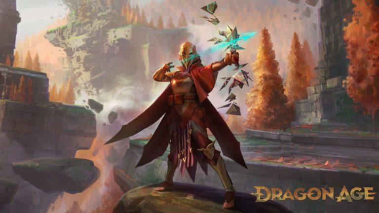 Dragon Age 4 shows a new concept art