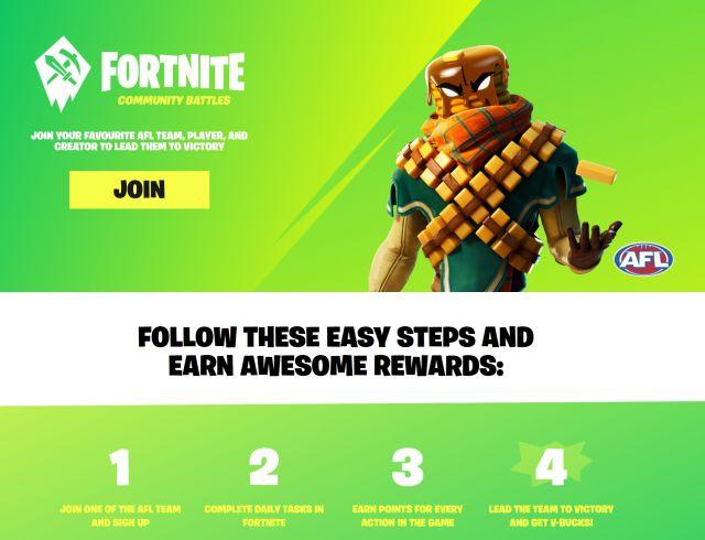 fortnite chapter 2 season 5 community battles event rewards free turkeys how to get them