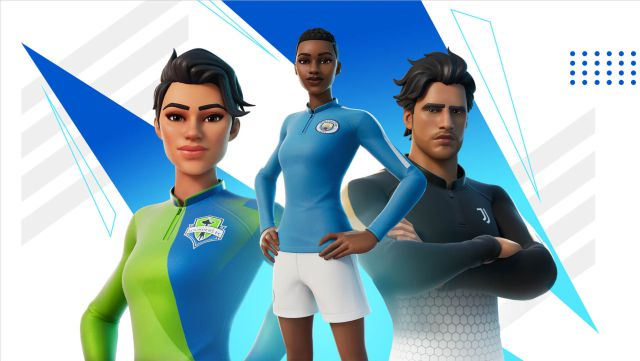 fortnite chapter 2 season 5 new skins soccer cup fight gesture how to get free