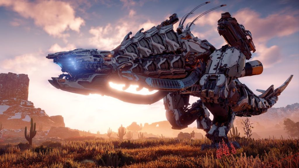 Horizon Zero Dawn on PC slows down its update rate; Guerrilla confirms it