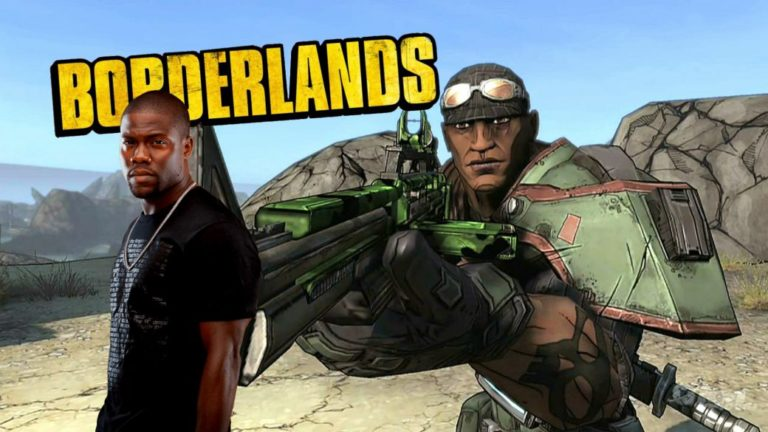 Kevin Hart (Jumanji) joins the Borderlands movie cast as Roland