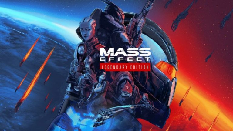 Mass Effect: Legendary Edition Targets March, According to Multiple Stores