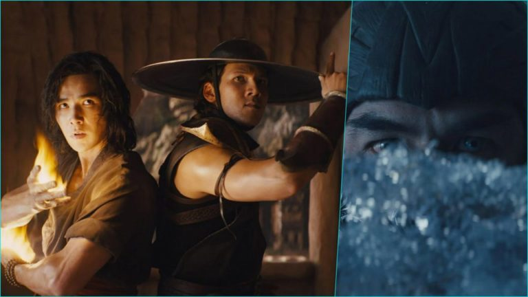 "Mortal Kombat, first images of the film: ""The blood represents the family"""