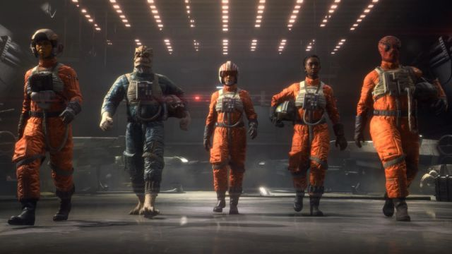 Star Wars Ubisoft game development Massive Entertainment