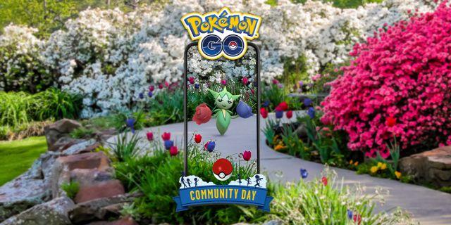 Pokémon GO: Roselia