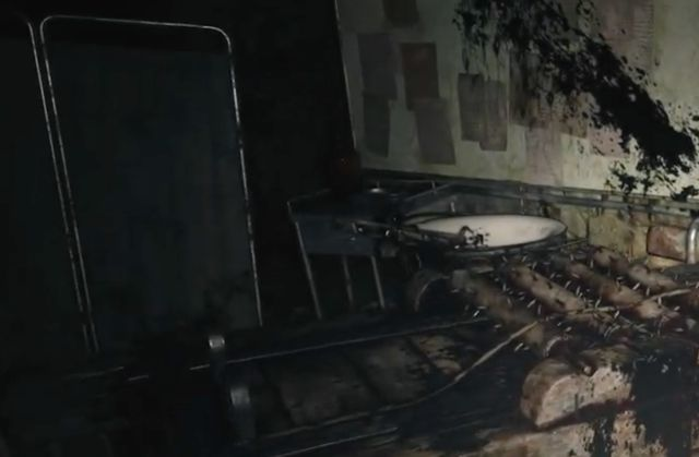 escape the dungeon in resident evil 8 demo
