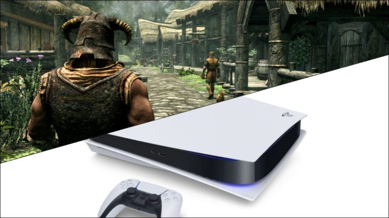 Skyrim at 60fps on PS5? Now it is possible thanks to a mod