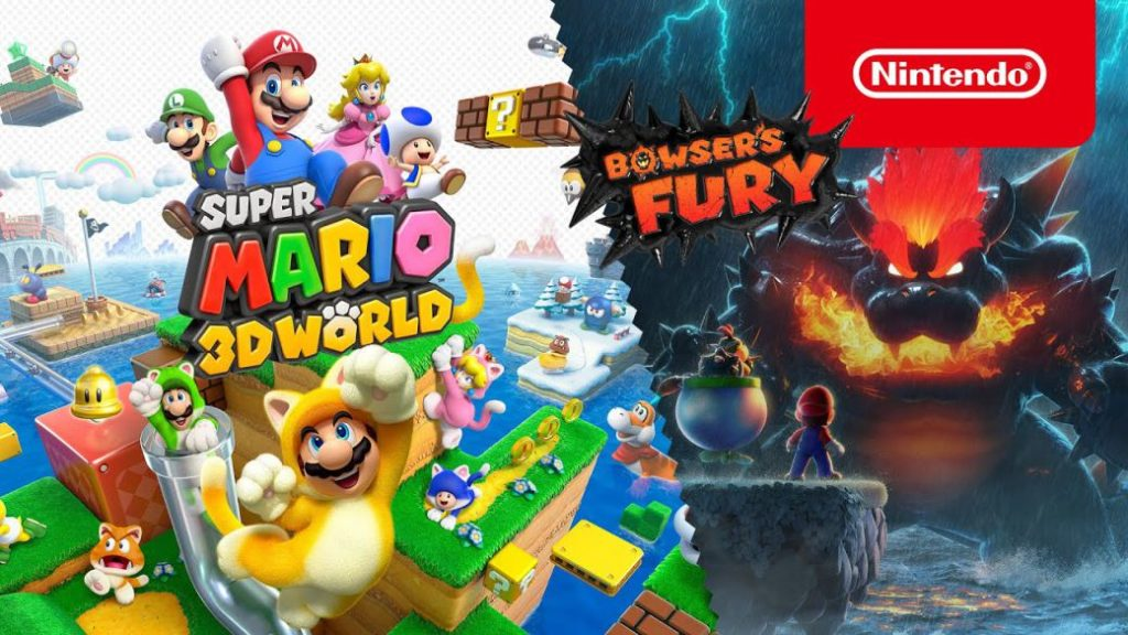 Super Mario 3D World + Bowser's Fury shines new gameplay in 7 minutes