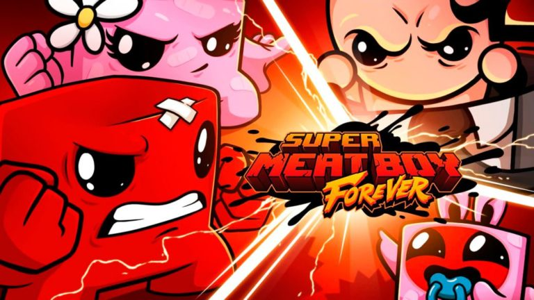Super Meat Boy Forever, analysis. Not the sequel we wanted, but the one we deserved
