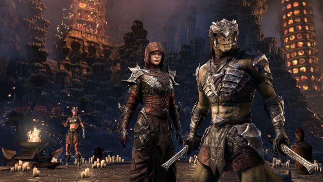 The Elder Scrolls Online roadmap for 2021: Blackwood expansion and other DLC