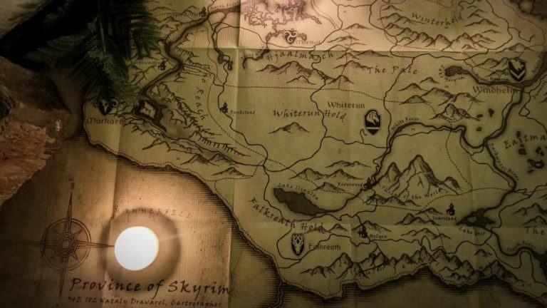 The Elder Scrolls VI: Bethesda Congratulates New Year With First Clue About In-Game Region
