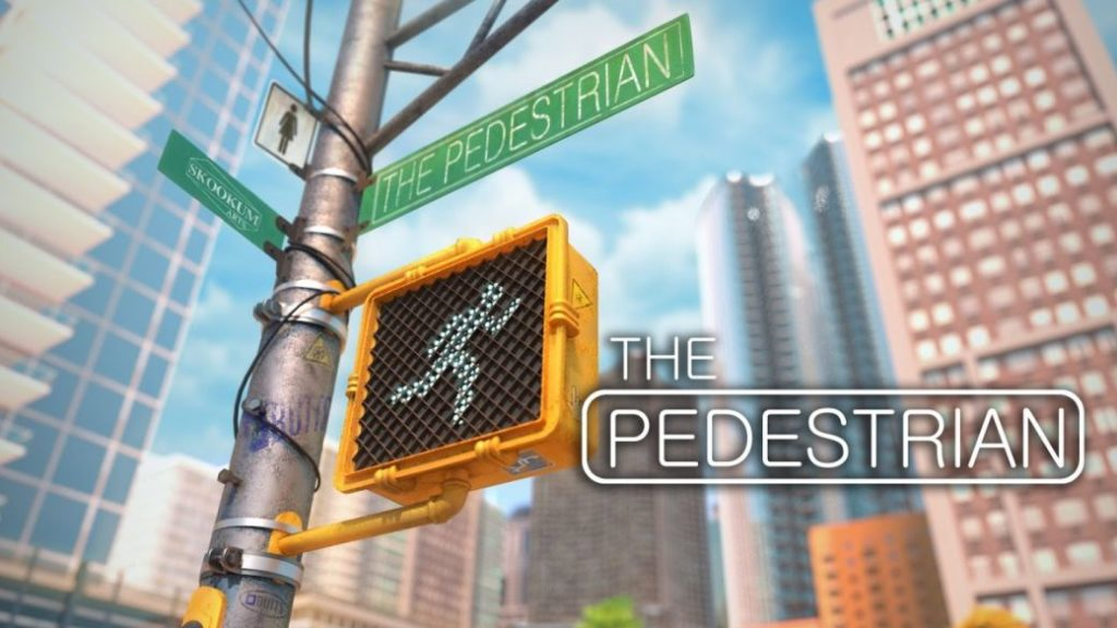 The acclaimed the Pedestrian already has a release date on consoles