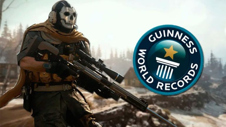 This is the spectacular world record of a Call of Duty Warzone squad: 143 kills
