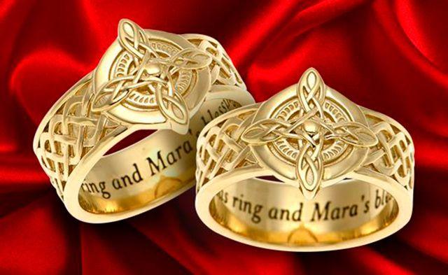 These are the $ 1,000 Elder Scrolls Online 10-karat gold rings