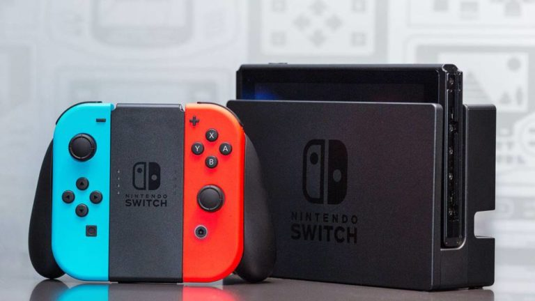 Nintendo Switch reaches 79.87 million consoles sold