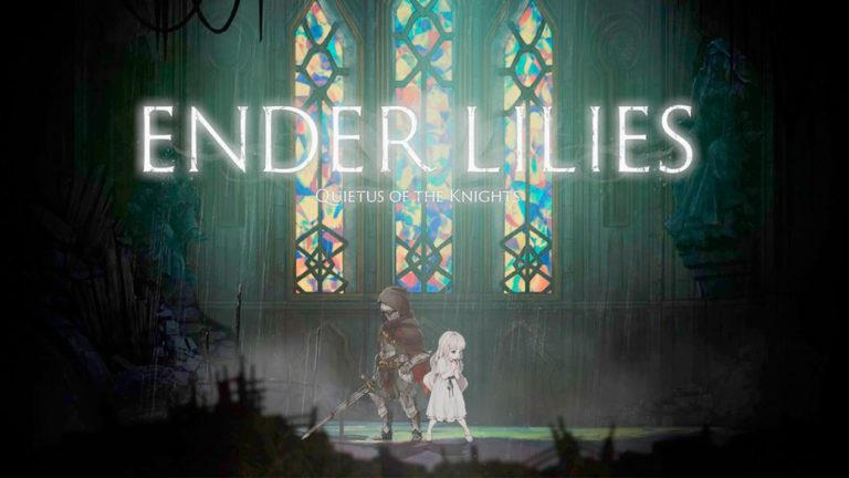 Ender Lilies: Quietus of the Knights, impressions: a beautiful and tragic world