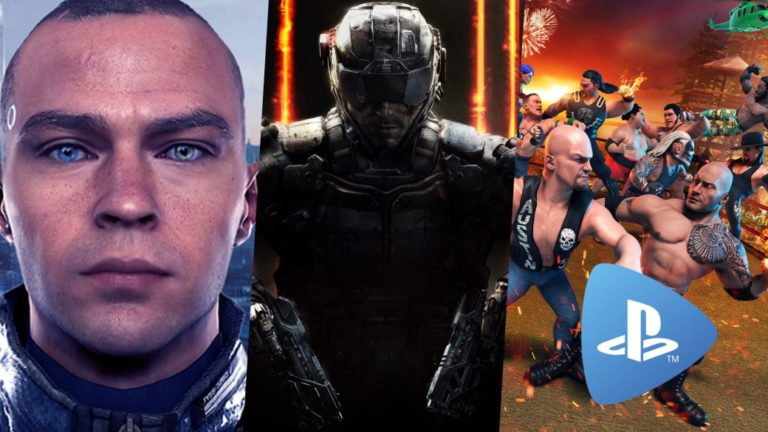 New PS Now Games in February 2021: CoD Black Ops III, Detroit Become Human, and More