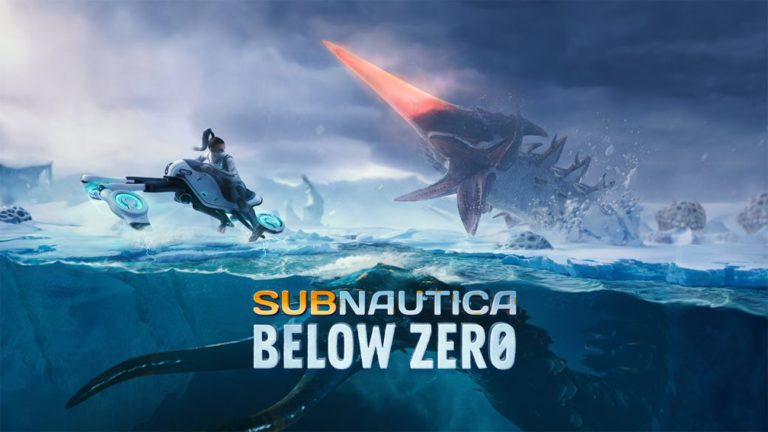 Subnautica: Below Zero; our first dip in the frozen planet