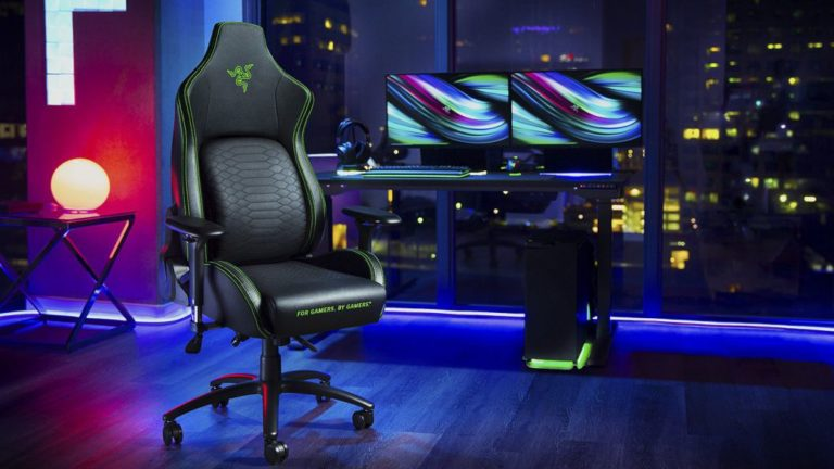 Razer Iskur, review: an elegant, comfortable and robust gaming chair