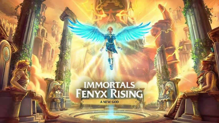 Immortals Fenyx Rising: A New God, First Expansion DLC Impressions