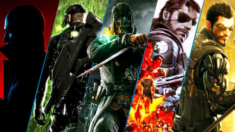 The best stealth and infiltration games