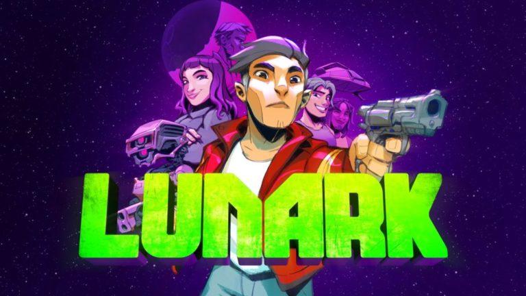 Lunark, in the footsteps of Flashback