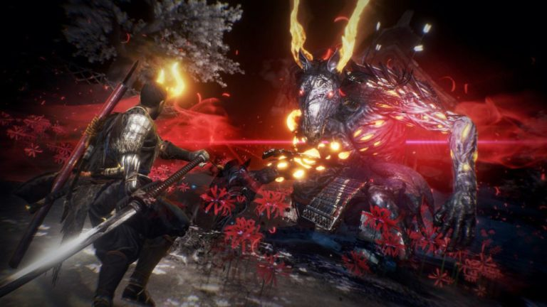 Steam users report problems with Nioh 2
