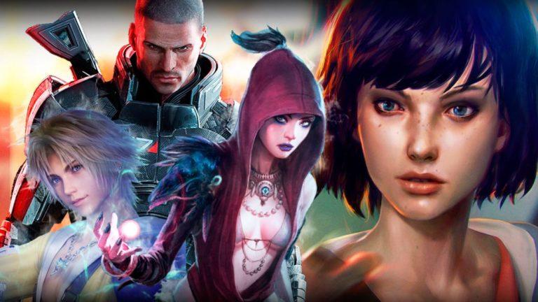 Love stories in video games