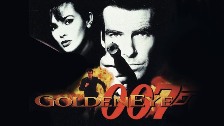 GoldenEye 007 on Xbox: The team remastered the game before signing any deals