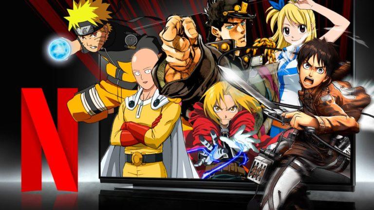 The 20 best NETFLIX anime series [2021]