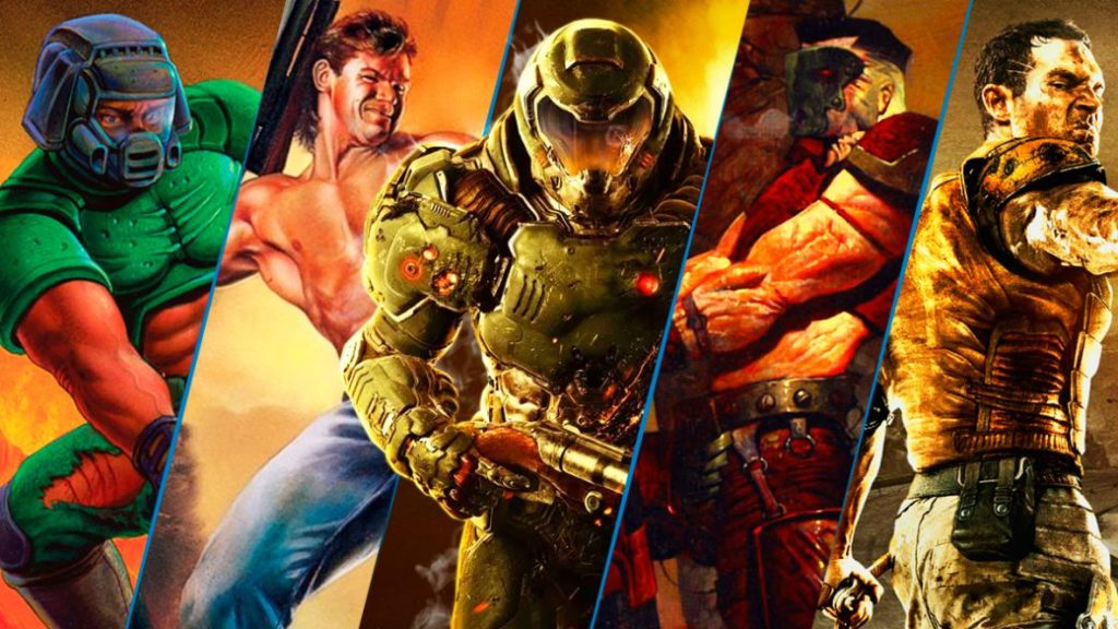 The best games from id Software: 30 years of history!