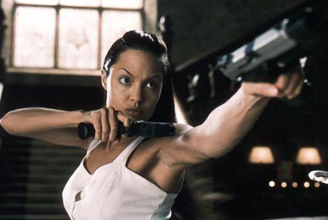 Tomb Raider Lara Croft movies Angelina Jolie
