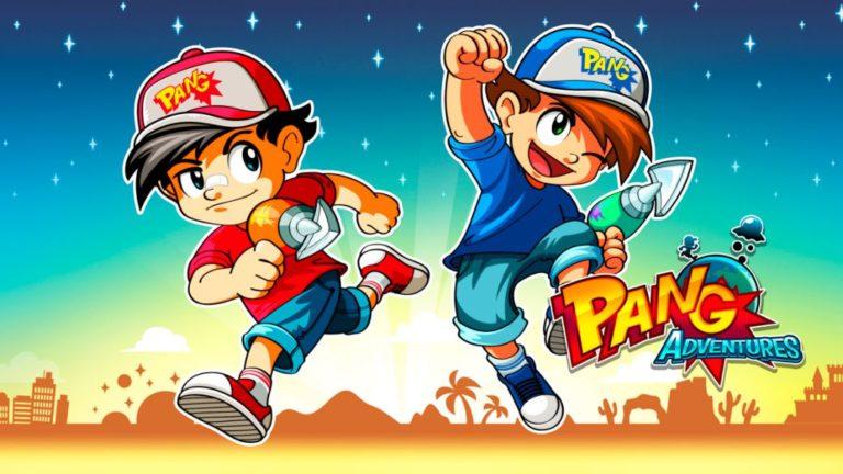 Pang Adventures, Nintendo Switch Review