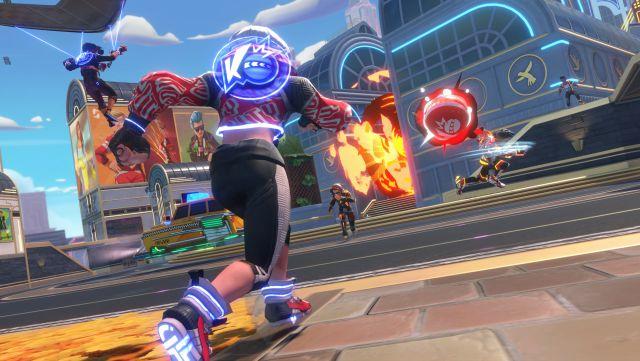 Knockout City PC PS4 PS5 Xbox One Xbox Series X / S Nintendo Switch EA Velan Studios beta