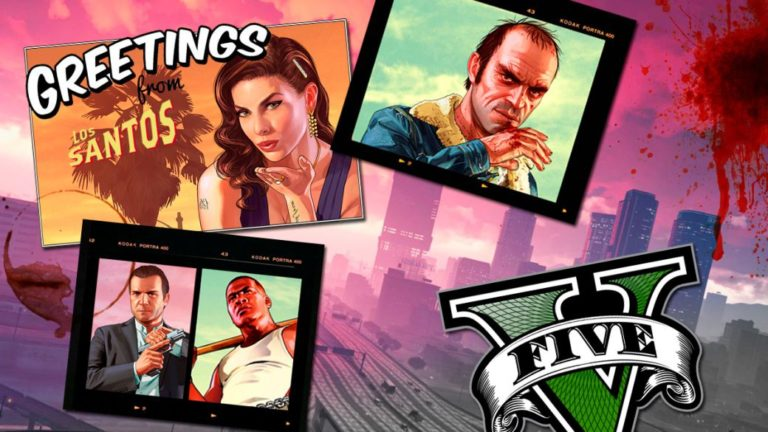 GTA V, a video game for history: records, milestones and data