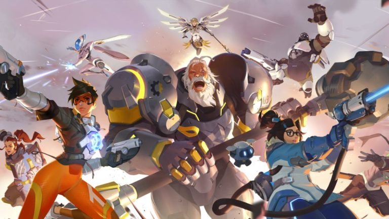 Overwatch 2 shows off PvE during BlizzCon 2021 staging
